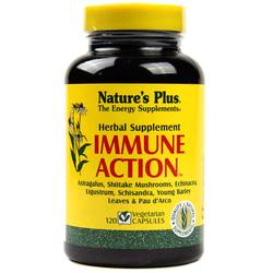 Nature's Plus Immune-Action Herbal Caps