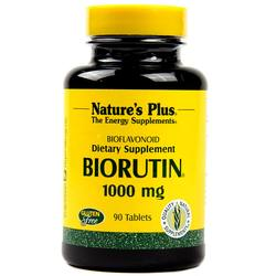 Nature's Plus Biorutin 1000 mg
