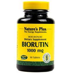 Nature's Plus Biorutin 1000 mg