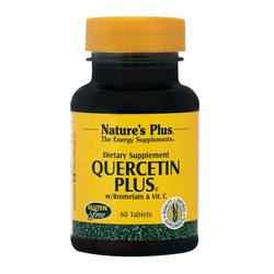 Nature's Plus Quercetin Plus with Vitamin C  Bromelain