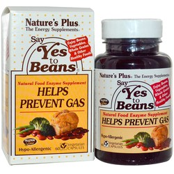 Nature's Plus Say Yes To Beans Enzyme Complex