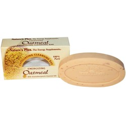 Nature's Plus Oatmeal Cleansing Bar