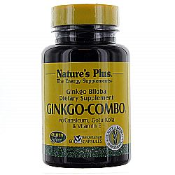 Nature's Plus Ginkgo-Combo