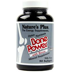 Nature's Plus Bone Power w Boron