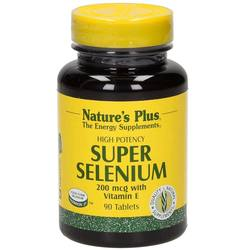 Nature's Plus Super Selenium 200 mcg
