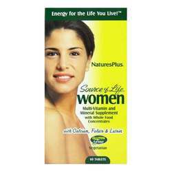 Nature's Plus Source of Life for Women