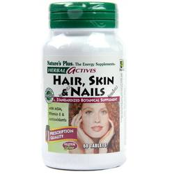 Nature's Plus Hair- Skin  Nails