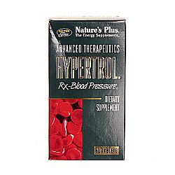 Nature's Plus Hypertrol-RX  - Maximum Strength Formula
