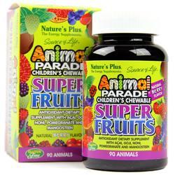 Nature's Plus Animal Parade Children's Super Fruits