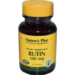 Nature's Plus Rutin 500