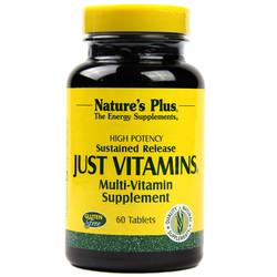Nature's Plus Just Vitamins Sustained Release