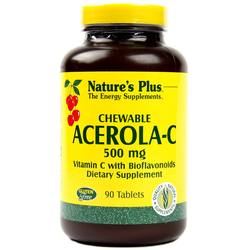 Nature's Plus Acerola C Complex