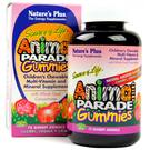 Nature's Plus Animal Parade Gummies Assorted