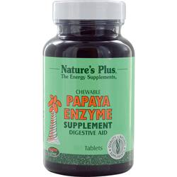 Nature's Plus Papaya Enzyme