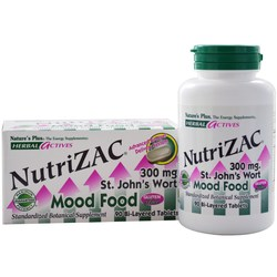 Nature's Plus Nutri-ZAC Mood Food