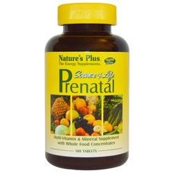 Nature's Plus Source Of Life Prenatal