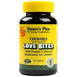 Nature's Plus Love Bites Children's Chewable Multiple