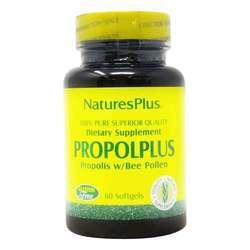 Nature's Plus Propolplus with Bee Pollen