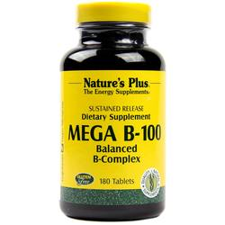 Nature's Plus Mega B-100 Sustained Release