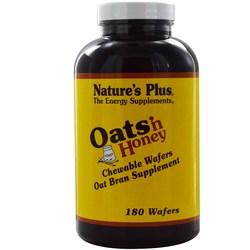 Nature's Plus Oats 'n Honey Chewable Oat Bran