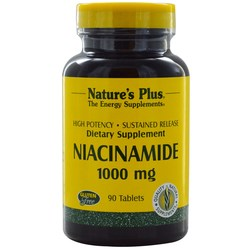 Nature's Plus Niacinamide 1000 mg