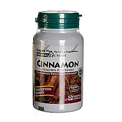 Nature's Plus Cinnamon