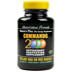 Nature's Plus Commando 2000