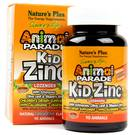 Nature's Plus Animal Parade KidZinc Tangerine