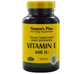 Nature's Plus Vitamin E