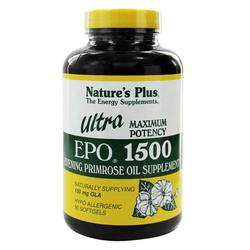 Nature's Plus Ultra EPO 1500 Softgels