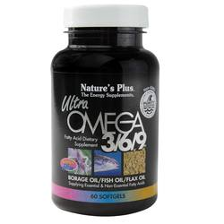 Nature's Plus Ultra Omega 369
