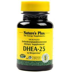 Nature's Plus DHEA-25