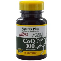 Nature's Plus Ultra CoQ10