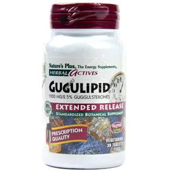 Nature's Plus Gugulipid Extended Release