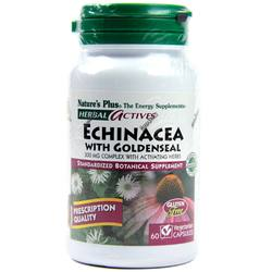 Nature's Plus Echinacea with Goldenseal