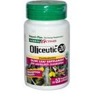 Nature's Plus Oliceutic-20 250 mg
