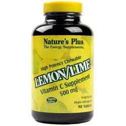Nature's Plus LemonLime Vitamin C