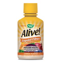 Nature's Way Alive! Liquid Fiber with PreBiotics