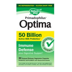 Nature's Way Primadolphilus Optima Immune Defense 50 Billion