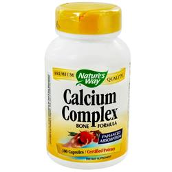Nature's Way Calcium Complex Bone Formula