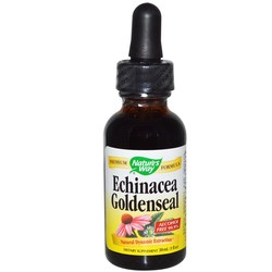 Nature's Way Echinacea Goldenseal