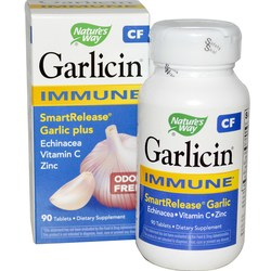 Nature's Way Garlicin CF