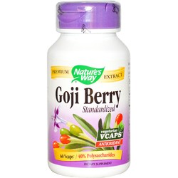 Nature's Way Goji Berry Standardized