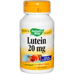 Nature's Way Lutein