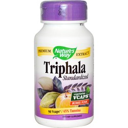 Nature's Way Triphala Standardized