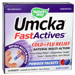 Nature's Way Umcka Fast Actives
