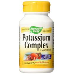 Nature's Way Potassium Complex
