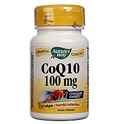 Nature's Way CoQ10