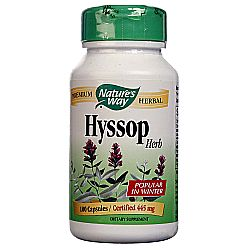 Nature's Way Hyssop