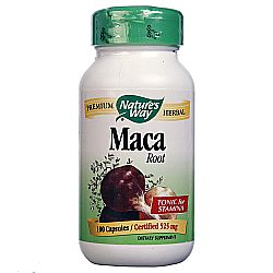 Nature's Way Maca Caps
